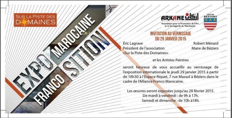 exposition peinture internationale