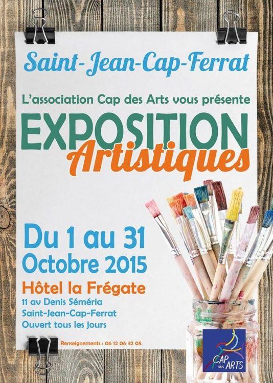 exposition,  abstrait,  hotel,  galerie,  peinture,  saint-jean-cap-ferrat,  art