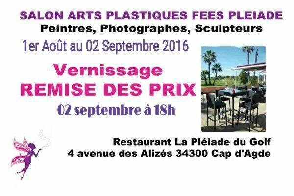 exposition,  salon,  artistes,  peintures,  abstrait,  cap d'agde,  golf cap d'agde,  restaurant la Pléiade,  galerie art,