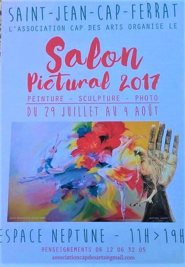 exposition, peinture, art, galerie, Saint-Jean-Cap-Ferrat, Cap des Arts, artistes